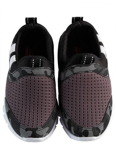 Callion Füme Erkek Çocuk Spor Ayakkabı Füme